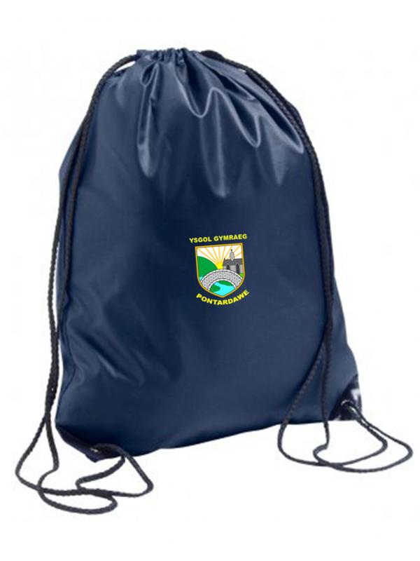 Pontardawe Welsh Primary Gym/Swimming Bag