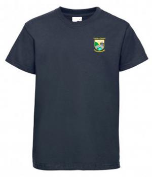 Pontardawe Welsh Primary School PE T-shirt